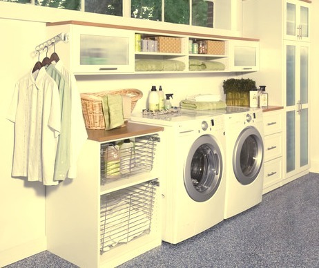 The Ultimate Laundry Room