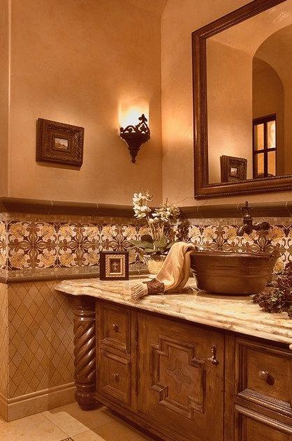 Powder Baths