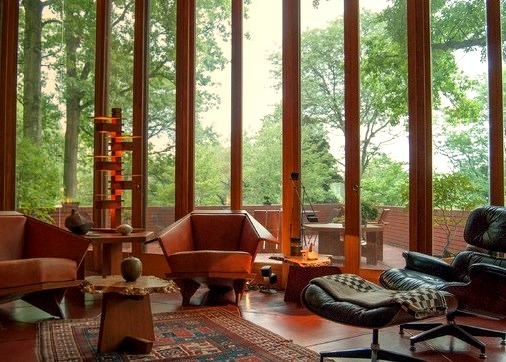 Houzz Tour An Architectural Relic Thrives In The Heartland Of Ohio