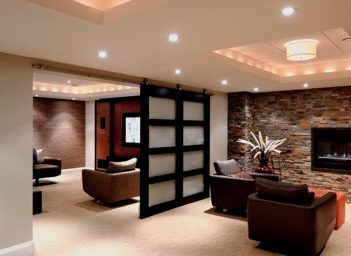 Lounge And Media Room