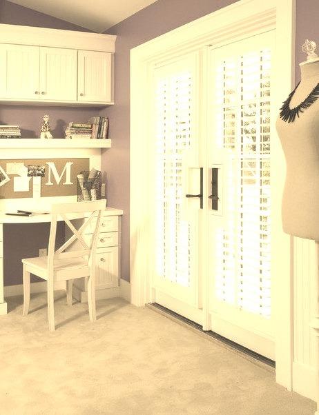 Purple Teen Girl S Bedroom