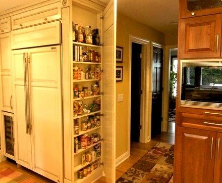 Shorewood Kitchen Storage